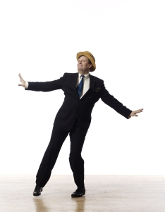 Tony Waag -- American Tap Dance Foundation. Photo: Lois Greenfield
