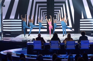 AMERICA'S GOT TALENT -- Bad Boys of Ballet -- (Photo by: Virginia Sherwood/NBC)